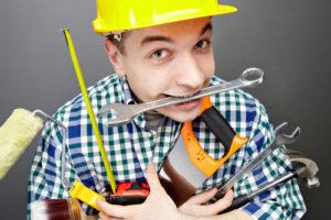 Man Tools Air Conditioning