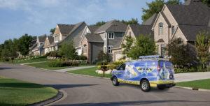 JD's AC Air Conditioning Neighborhood Longview Texas Van