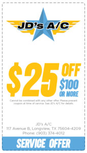 Service Special Offer Coupon