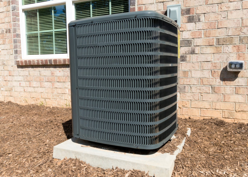 Air Conditioning Outside AC