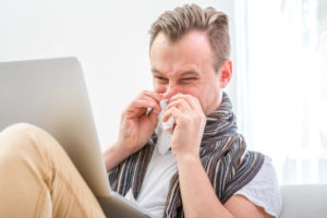 Man Tissue Allergies