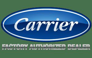Carrier Logo Factory Authorized Dealer