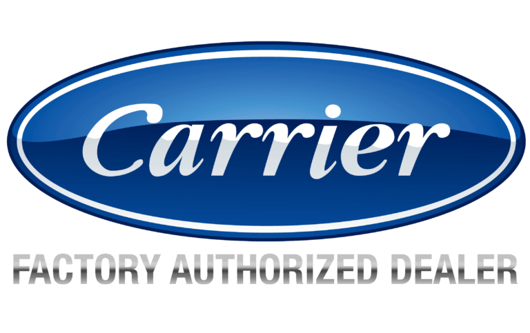 Carrier Logo Factory Authorized Dealer