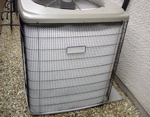 Heat Pump Frozen