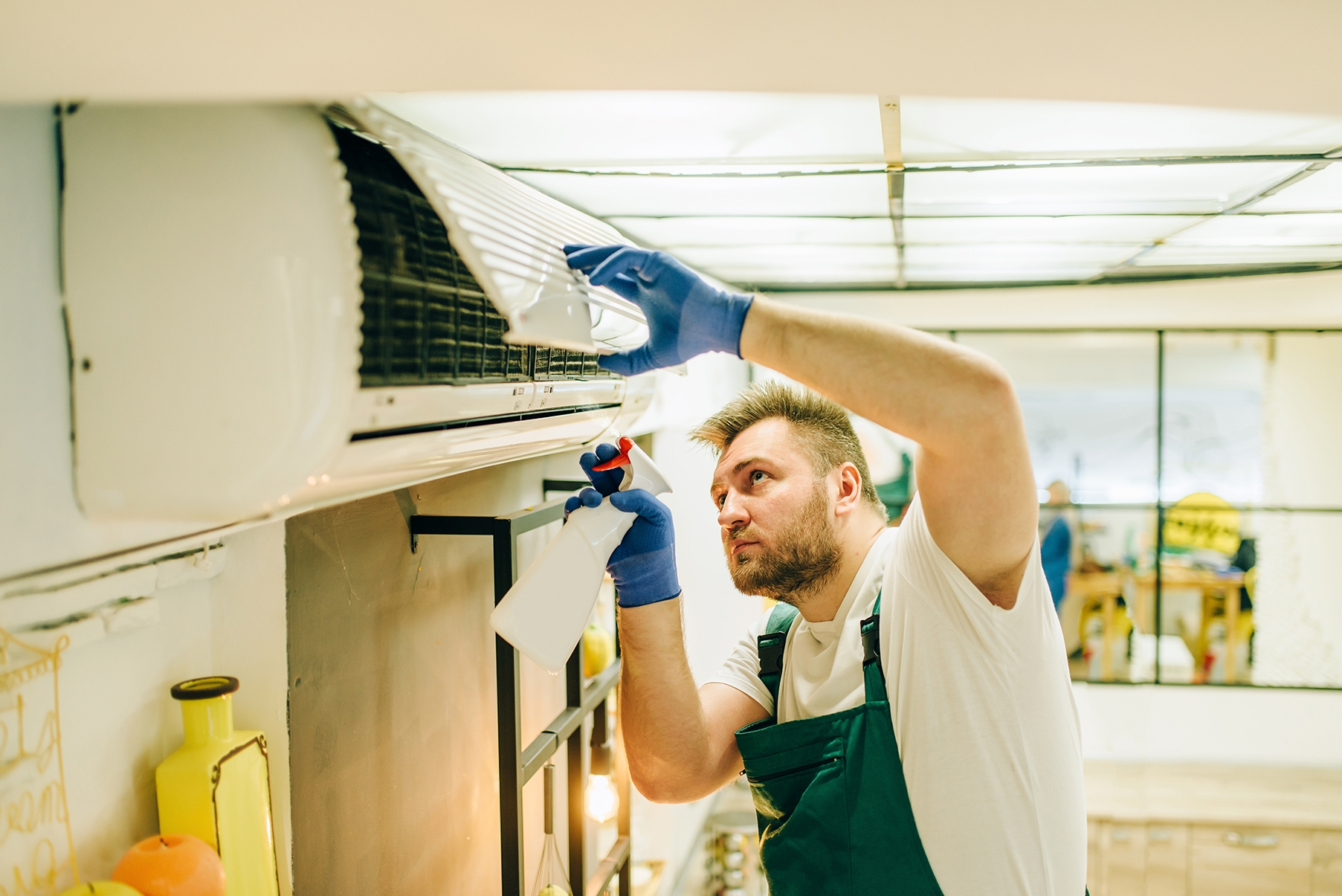 JDs AC Air Conditioning Maintenance Man