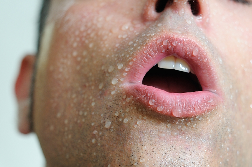 JDs AC Air Conditioning Man Sweat Blog